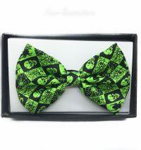 Fashion Adjustable Men Wedding Bowtie Necktie Halloween ...