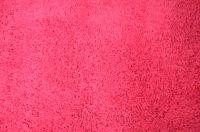 HOT PINK SHAG CARPET AREA RUG COLLEGE DORM CHILDS ROOM ...