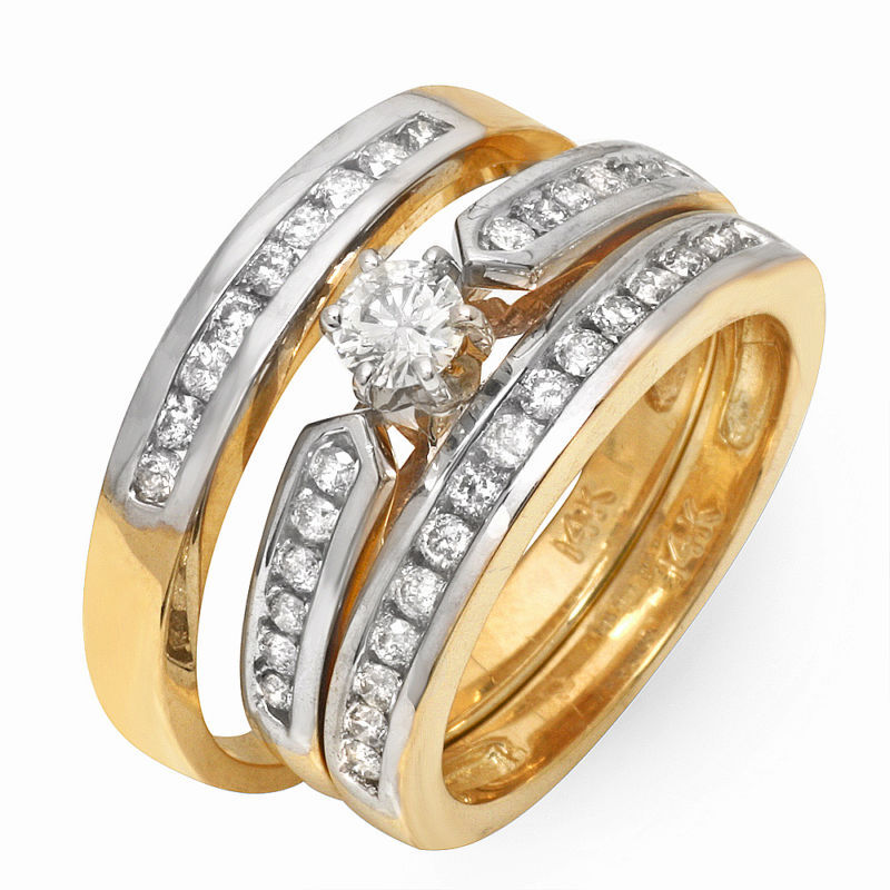 Wedding Sets: Cheap Wedding Sets His And Hers