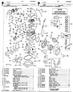 Kohler Engine Schematic, Kohler, Free Engine Image For