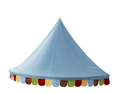 IKEA Kids Children Circus Tent Wall Canopy Play Bed Twin
