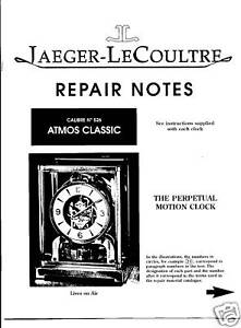 Free download program Jaeger Lecoultre Atmos Manual