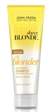 john frieda sheer blonde blonder