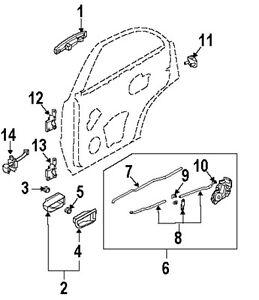 05 Ford Explorer Rear Door Lock Diagram, 05, Free Engine