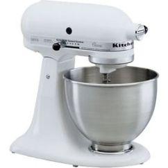 Kitchen Aid K5ss White Appliance Kitchenaid Heavy Duty K5 Als Deegkneder Commercial 325 Watts Stand Huis Ideeen Beste Sportlivmesa