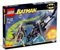 Lego Batman Set 7786 Batcopter Chase for The Scarecrow | eBay