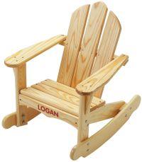 Get Adirondack rocking chair plan free   Mella mah