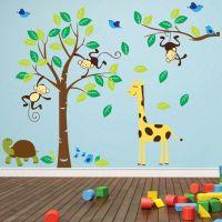 Nursery Wall Stickers | Wall Decor Ideas