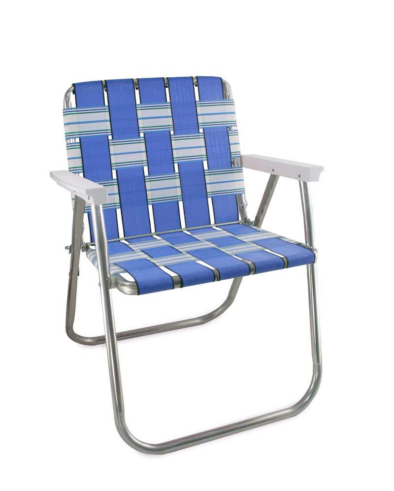 Folding Aluminum Lawn Chair