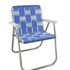 Webbed Folding Lawn Chairs Walmart Gamer Chair Aluminum