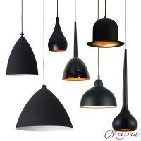 Hanging Light White Chrome Ceiling Lamp Pendant Lights ...