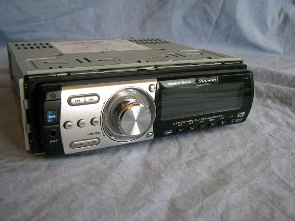 medium resolution of pioneer deh 780mp car cd player nice no wire harness