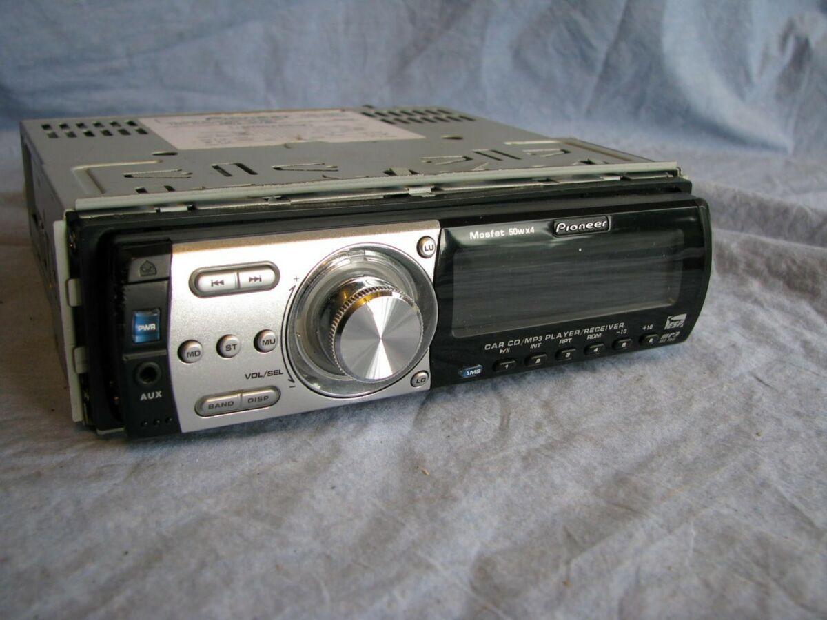 hight resolution of pioneer deh 780mp car cd player nice no wire harness