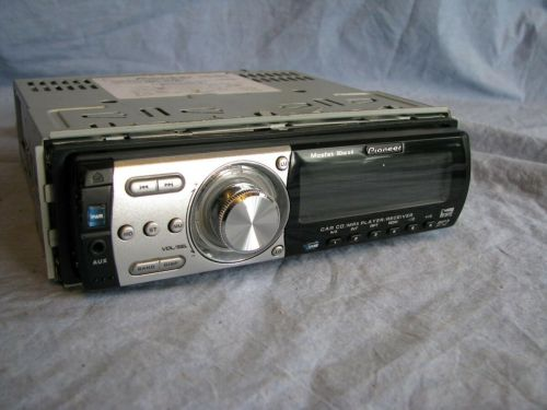 small resolution of pioneer deh 780mp car cd player nice no wire harness