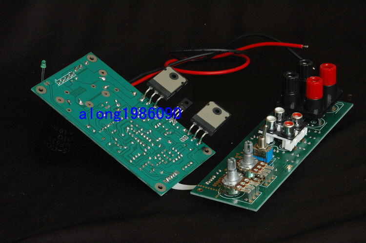 Sub 150w 8ohm Subwoofer Amplifier Circuit Board 35 150hz 2sa1943