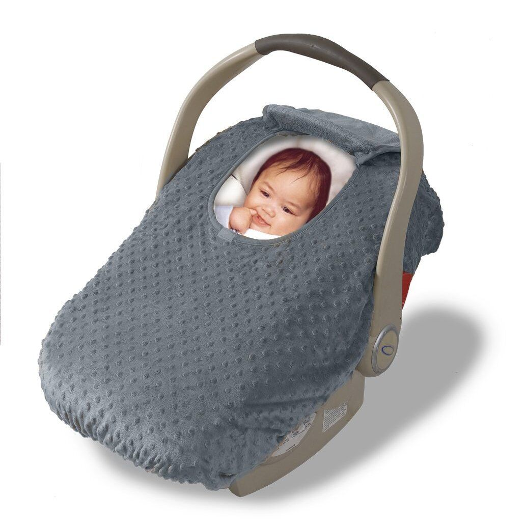 Sneak A Peak Infant Car Seat Cover Keeps Baby Warm