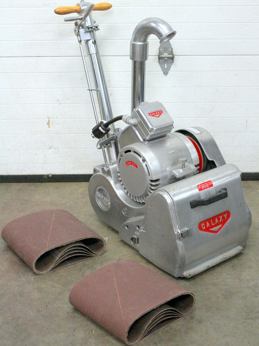 Galaxy Commercial Hardwood Floor Sanding Machine Drum Belt