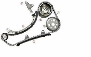 TOYOTA YARIS 1.0 16V 1SZ-FE 1SZ 99-05 ENGINE TIMING CHAIN
