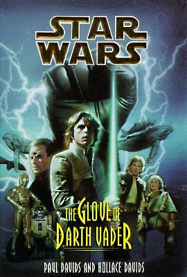 Cover art for Jedi Prince #1: The Glove Of Darth Vader