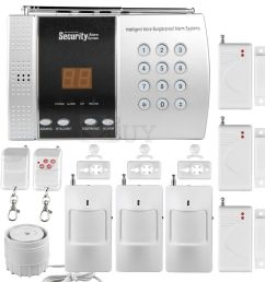 burglar alarm closed circuit alarm system with so many security [ 1000 x 1000 Pixel ]