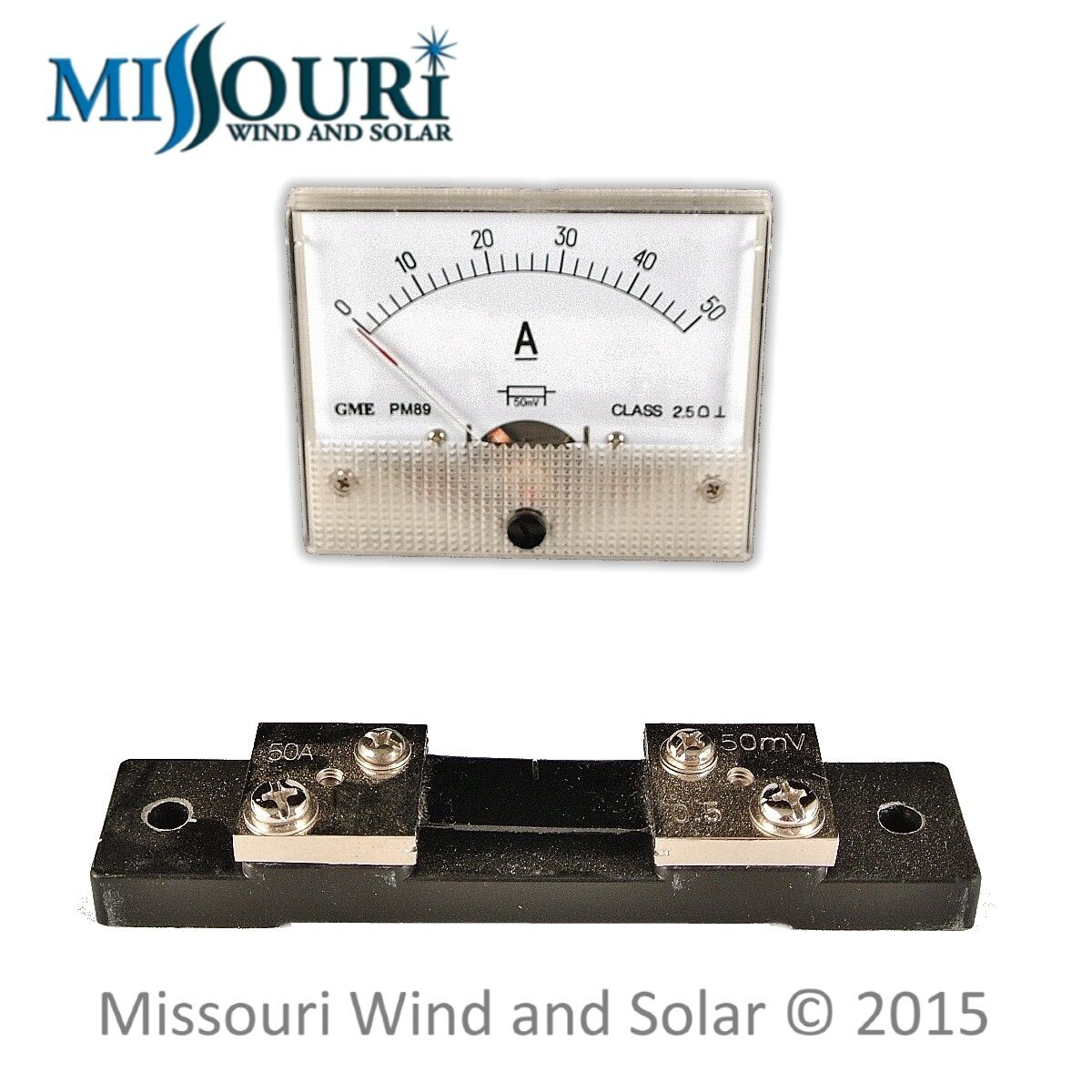 marine wind generator wiring diagram poulan saw parts dc 50 amp analog meter for turbine solar