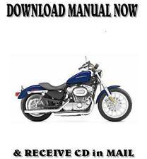 Harley Davidson Sportster Motorcycle Repair Manuals