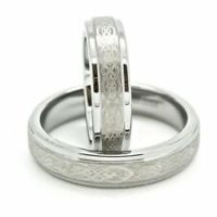 Titanium Engagement and Wedding Ring Sets without Stones ...