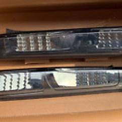 Ford Focus Mk1 Rear Light Wiring Diagram Nissan Sentra Radio Assemblies Ebay Mk2 05 08 Pre Facelift Smoked Full Led Lights Plug
