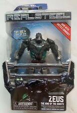 Real Steel Zeus Toy : steel, Steel, Action, Figures, Character