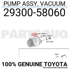 Genuine OEM Car & Truck Vacuum Pumps for Toyota for sale