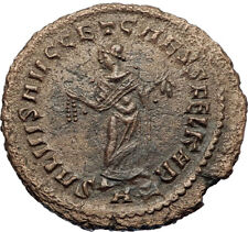 DIOCLETIAN Authentic Ancient 298AD Follis Genuine Ancient Roman Coin i69187