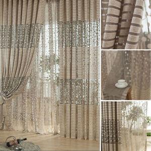 rideaux et voilages modernes salon pour