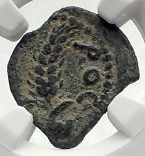 MARCUS AMBIBULUS Augustus Jerusalem Ancient 8AD BIBLICAL Roman Coin NGC i70971