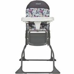Attachable High Chair Ergonomic Reviews Consumer Reports Baby Chairs Ebay Cosco