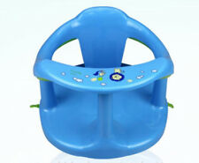 baby chair bath fishing bed legs seats ebay seat support safety infant bathing newborn tub ring blue