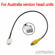 Car Reverse Audio and Video Wire Harnesses | eBay