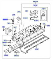 LAND ROVER GENUINE WIRE ASSEMBLY- Range Rover (L322