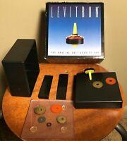 Vintage Levitron The Amazing Magnetic Anti-Gravity Top Toy Spinner 1995 | eBay