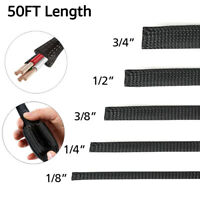 Braided Sleeve Expandable Electric Wire Wrap Loom Cover