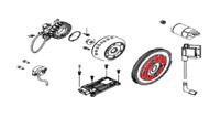 Yamaha ATV Quad Abzieher Polrad z.B. YFM 660 F YFM 700 R