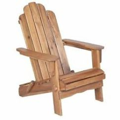Solid Wood Chairs Chaise Lounge Chair Leather Ebay Brown