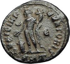 LICINIUS I Authentic Ancient Original 308AD Antioch Roman Coin GENIUS i67640