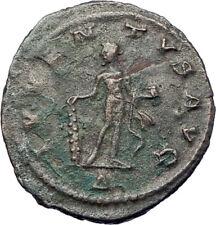 CLAUDIUS II Gothicus  268AD Rome Ancient Roman Coin Hercules  11 labour  i73651