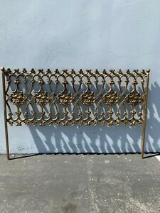 antique brass headboard for sale ebay
