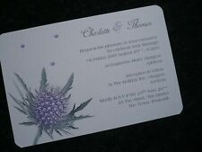 Scottish Wedding Invitations For Ebay