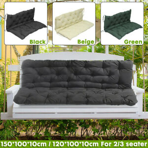 black patio furniture cushions pads