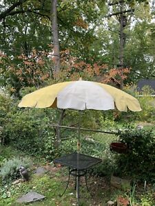 plastic canopy garden patio umbrellas