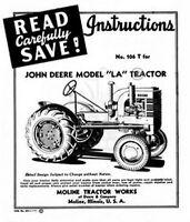 John Deere L LA Li tractor STEEL Belly Pan Chin base and