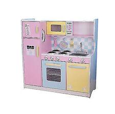 kidkraft large pastel play kitchen KidKraft Pretend Play Kitchens | eBay