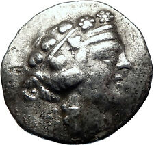 THASOS Thrace 148BC Authentic Ancient LARGE Silver Greek Tetradrachm Coin i70112